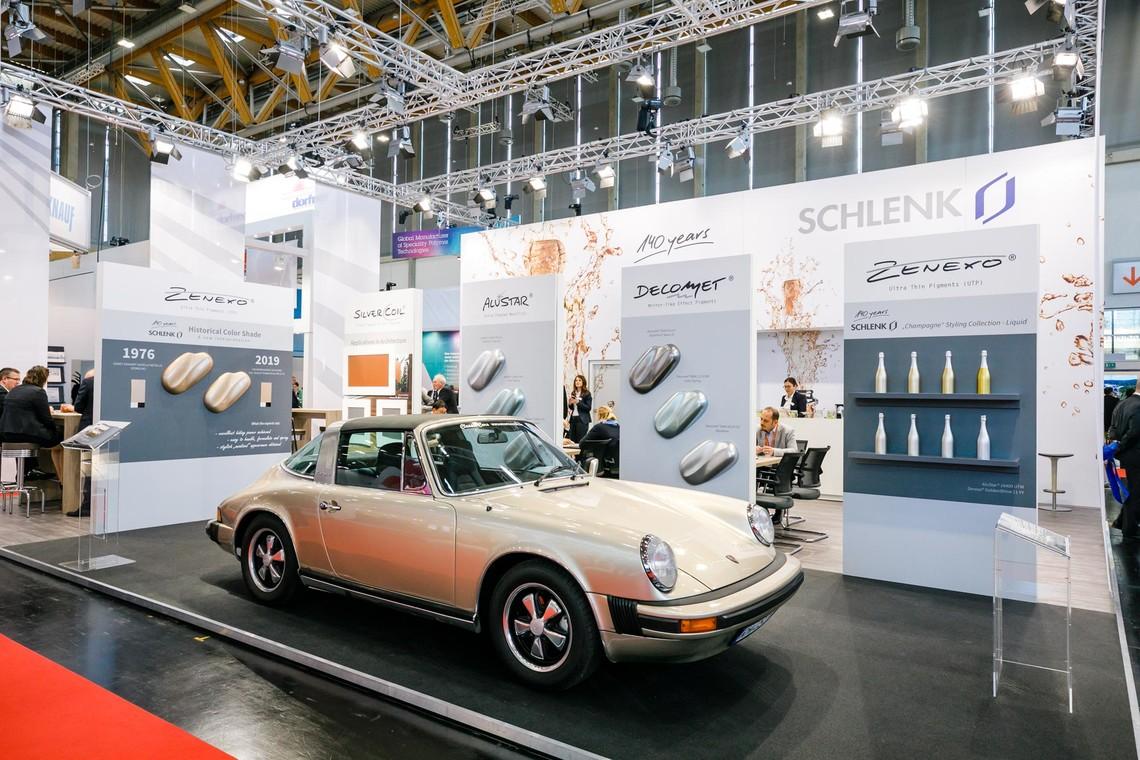 Schlenk Ag European Coatings Show 2019 Follow Up